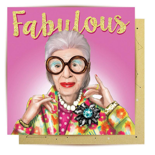 Mini Card Fabulous Always and Forever