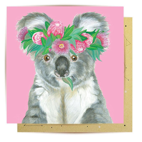 Mini Card Flora Explorer