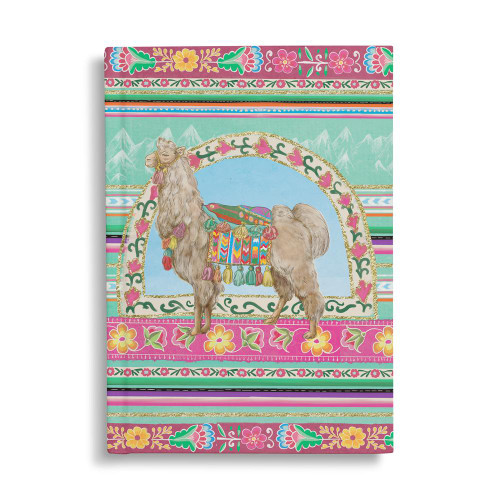 Hard Cover Notebook Powerful & Primitive