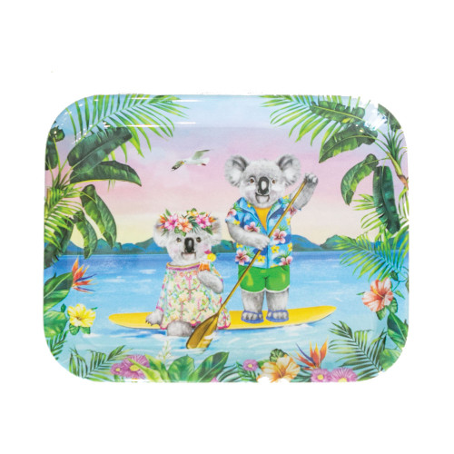 Tray Sunshine Lovers Paddle Board
