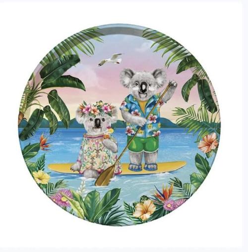 Celebrations Tray Sunshine Lovers Paddle
