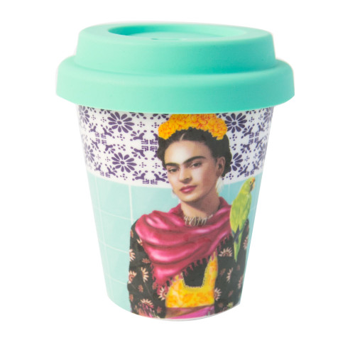 Ceramic Coffee Cup Frida's Paradise