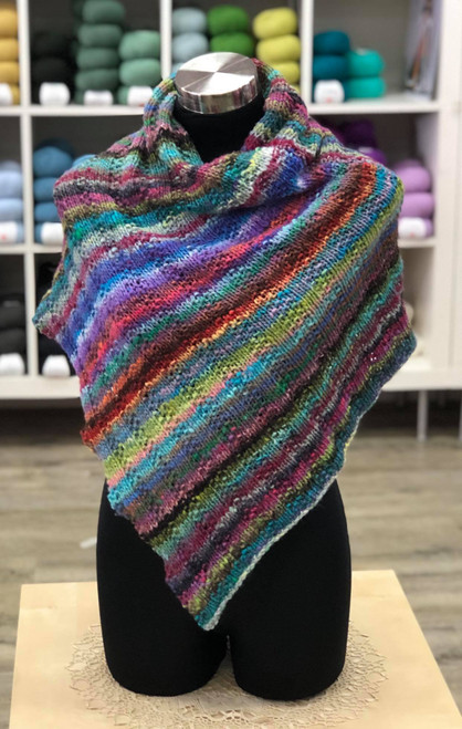 KNIT Noro Cowl Kit
