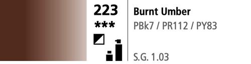 Burnt Umber