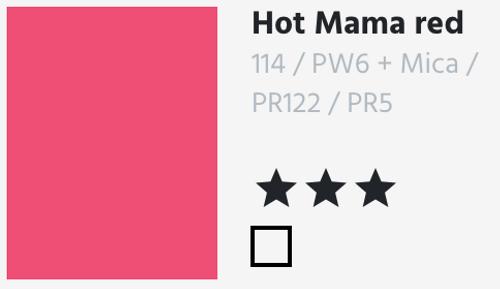 Hot Mama Red