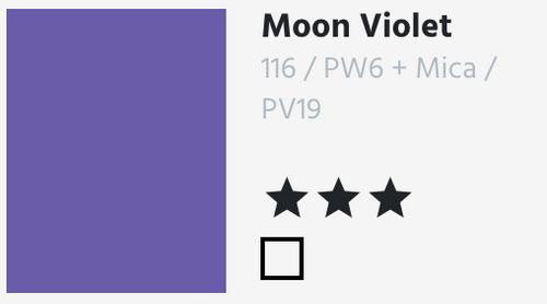 Moon Violet