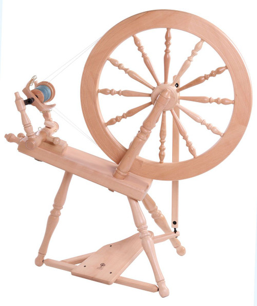 Elizabeth Spinning Wheel 2