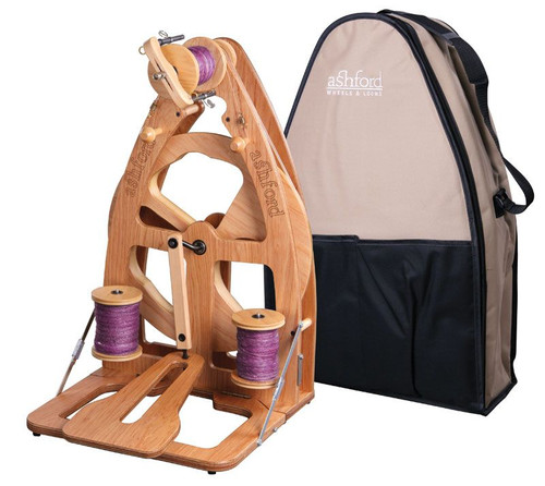 Joy 2 Ashford Spinning Wheel & Carry Bag Set