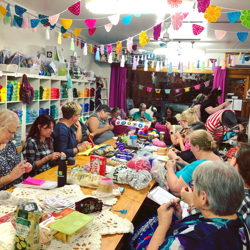 Saturday Night Craft Group - August 21st 2021 6pm