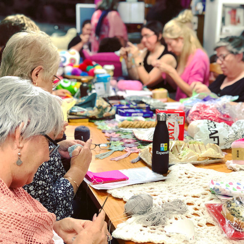 Saturday Night Craft Group - May 15th 2021 6pm