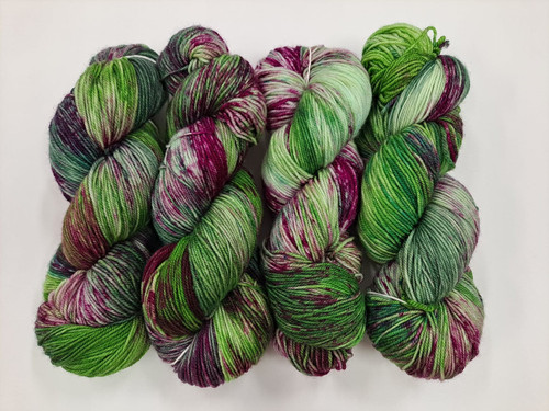 Lush 4ply Sock 'Grapevine'