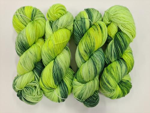 Lush 4ply Sock 'Seaweed'