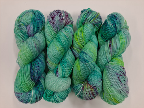 Lush 4ply Sock 'Anomaly'