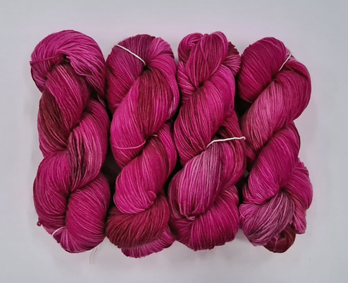 Lush 4ply Sock 'Pink Poodle'