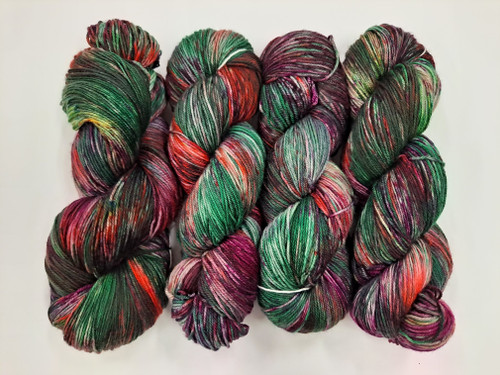 Lush 4ply Sock 'Forest Floor'