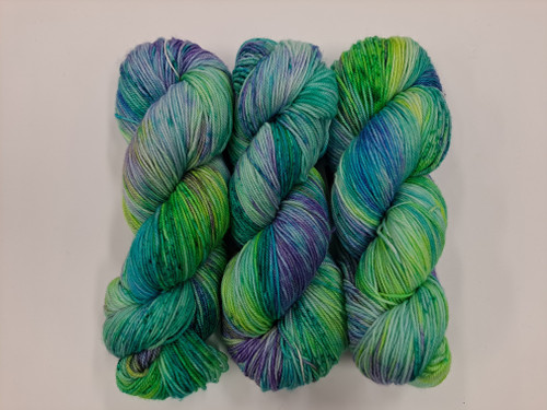 Lush 4ply Sock 'Mermaid'
