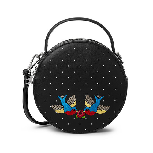 Betty Jo Sparrow Hip Bag
