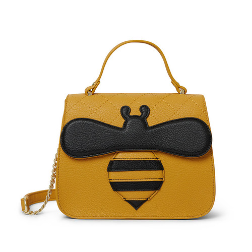 Babette Bee Top Handle Bag