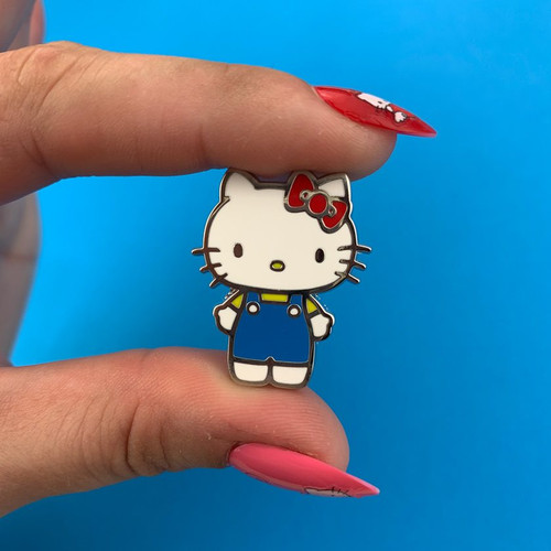 Erstwilder Hello Kitty Enamel Pin