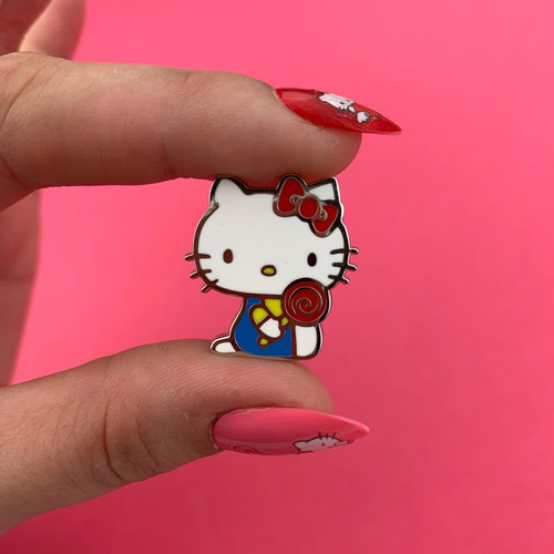 Erstwilder Hello Kitty Lollipop Enamel Pin