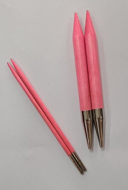 """Lykke BLUSH 5"""" IC US 10.5 (6.5 mm) needle"""