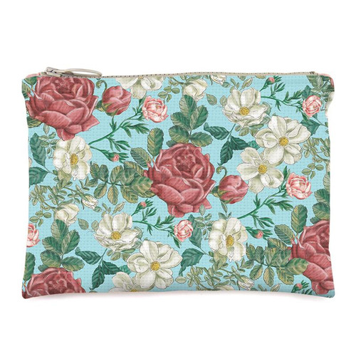 Coin Purse Floral Explosion