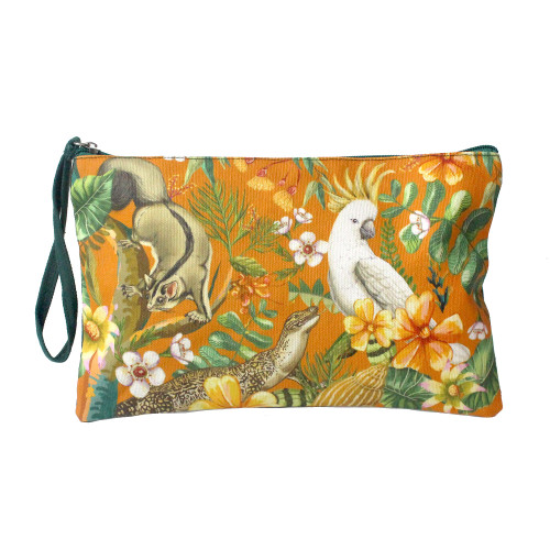 Clutch Purse Exotic Paradiso