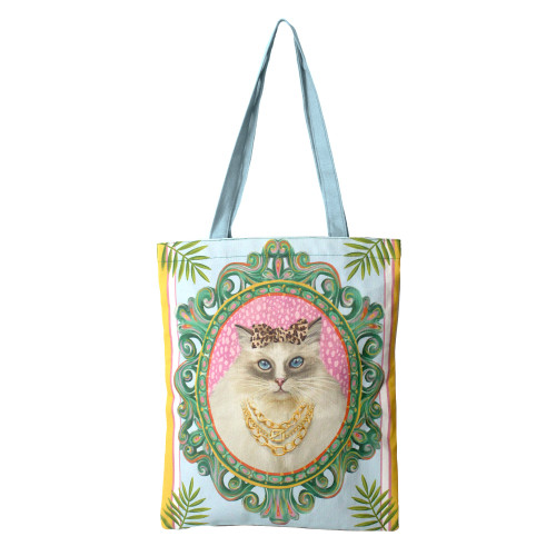 Tote Bag Bougie Pussy Society