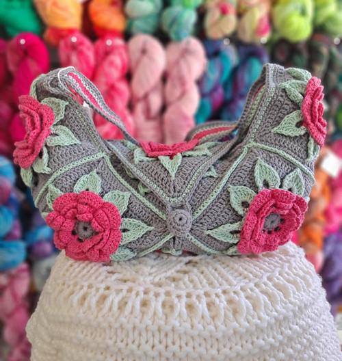 CROCHET Hippie Shoulder Bag Kit