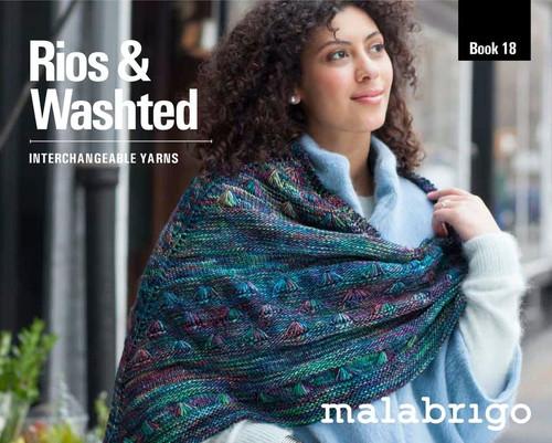 Malabrigo Rios and Washted Book 18