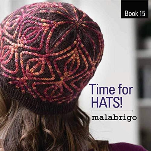 Book 15 Time for Hats Malabrigo