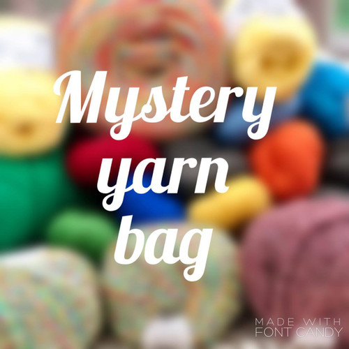 Mystery Bag Small - Yarns