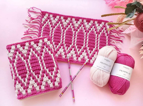 Mosaic Crochet Workshop - Saturday 2nd October 2021 10am to 1pm