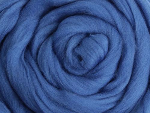 Classic Blue Merino 100g