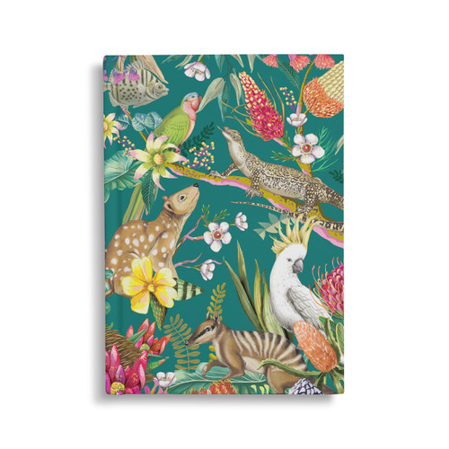 Deluxe Journal Exotic Paradiso
