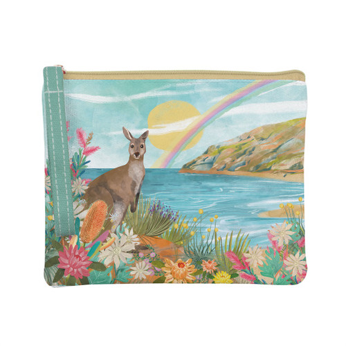 Coin Purse Mother Nature
