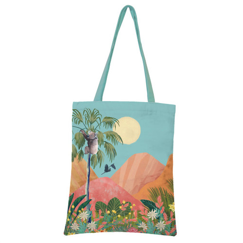 Tote Bag Mother Nature Birds