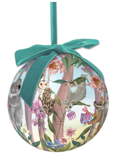 Extravagant Bauble At Home For Christmas