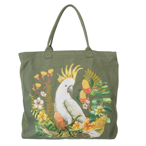 Large Tote Exotic Paradiso