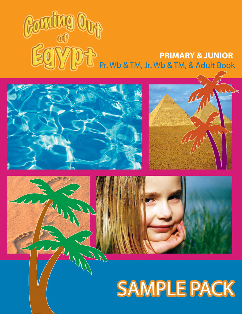 Coming Out of Egypt - Sample Pack