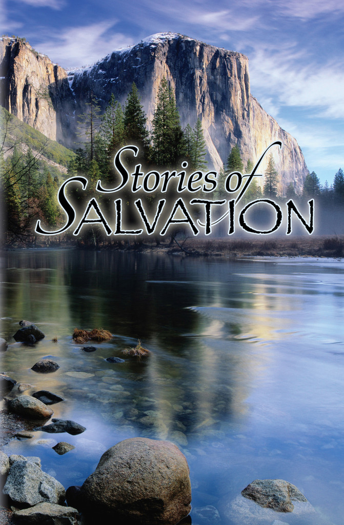 Stories of Salvation - Adult Study Guide