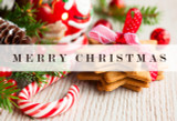 Merry Christmas Postcards - Pack of 25