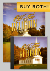 Old-Time Religion - Music CD and Arrangement Book