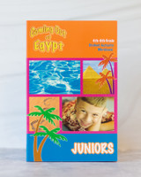 Coming Out of Egypt - Junior Workbook