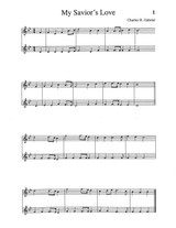 Songs & Hymns of Revival Orchestration: Clarinet, Trumpet, Cornet