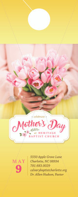 Mother's Day (A) - Door Hanger