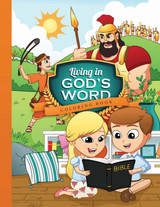 Coloring Book - Living in God's Word