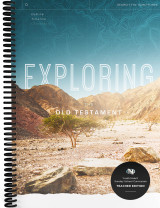Exploring the Old Testament Teacher's Edition