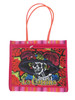 ASA Deluxe Mexican Mercado Shoulder Mesh Bag (DOD La Catrina) (Design 8)