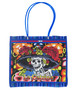 ASA Deluxe Mexican Mercado Shoulder Mesh Bag (DOD La Catrina) (Design 7)